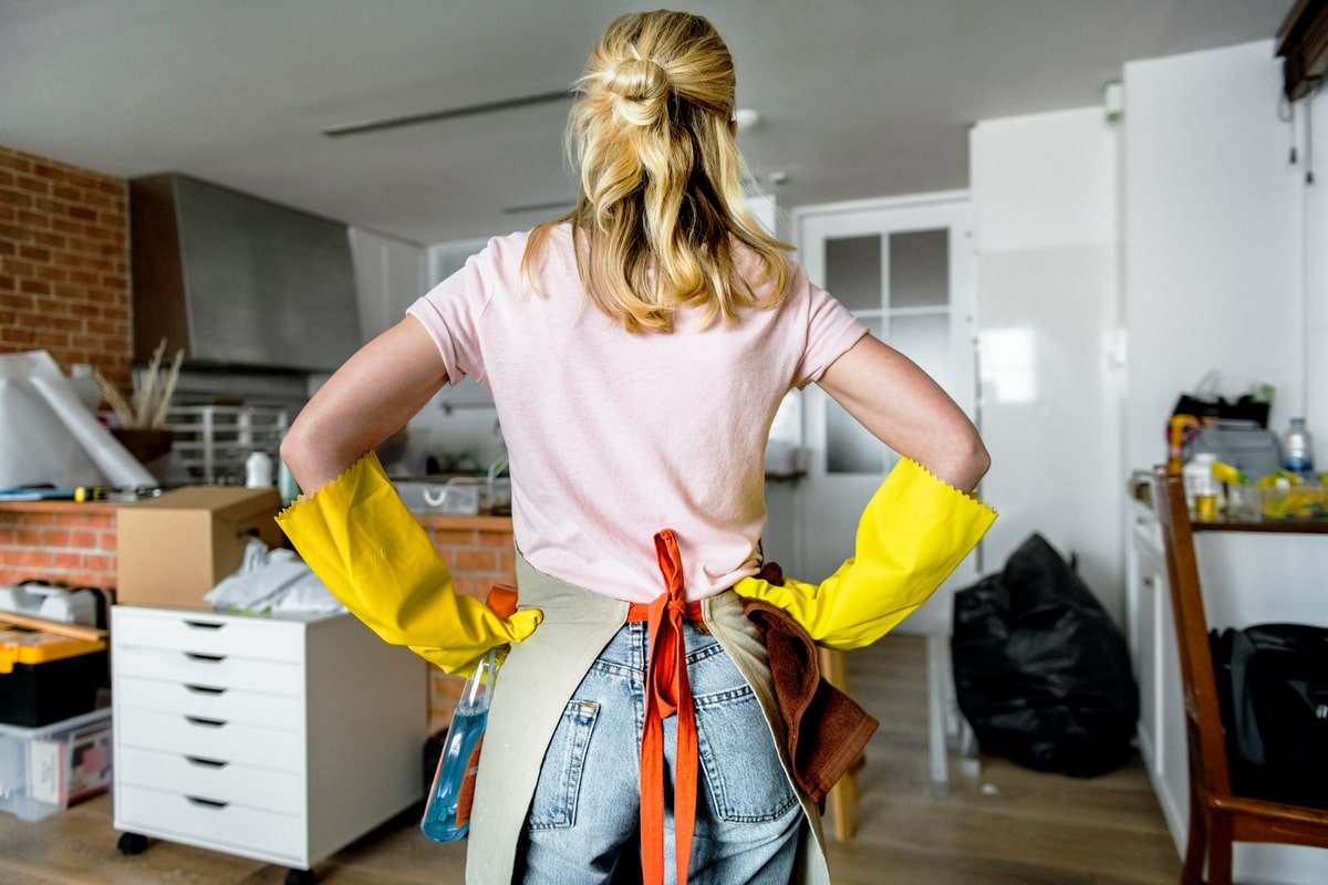 Мотивация на уборку, что зарядит хозяйку энергией Золушки на все выходные