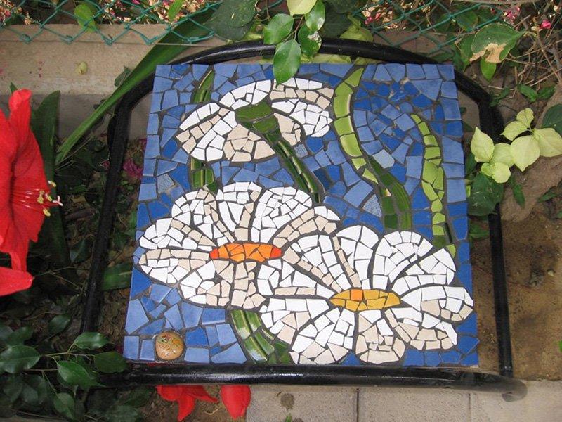 Рисунки для мозаики из кафеля своими руками