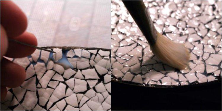 >мозаика из яичной скорлупы»  itemprop=