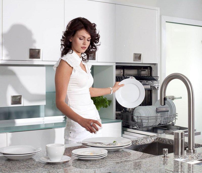 можно мыть посуду