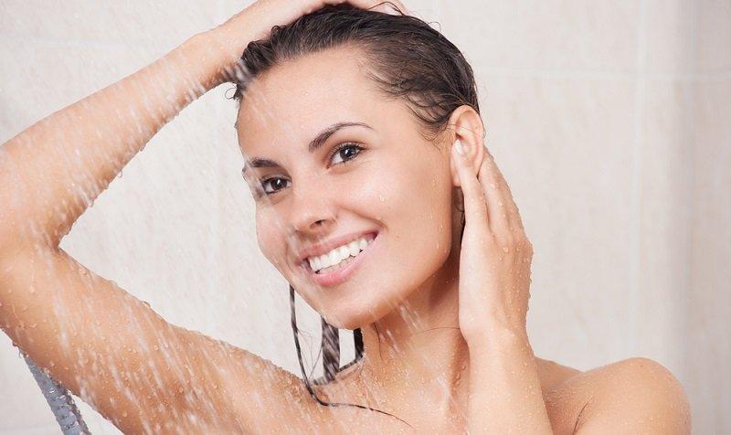 принимать ли душ