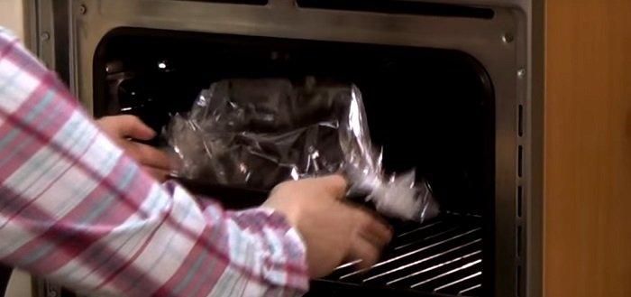 мраморное мясо из курицы рецепт