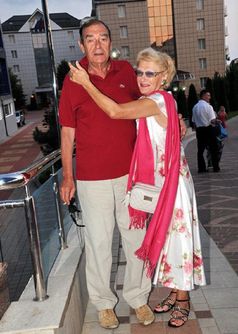 светлана дружинина с мужем