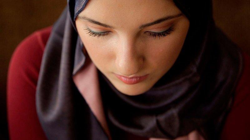 женщина в браке ислам