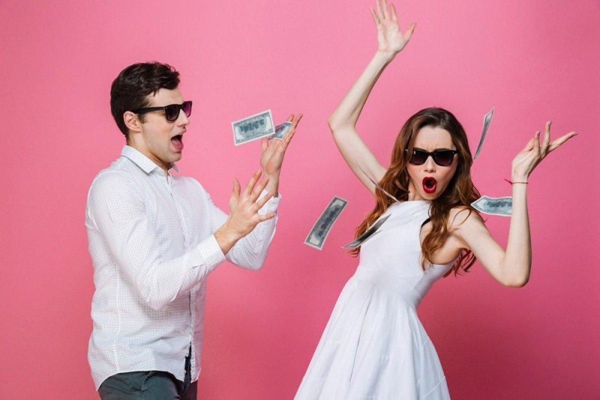 Муж не дает денег, история из жизни успешной женщины