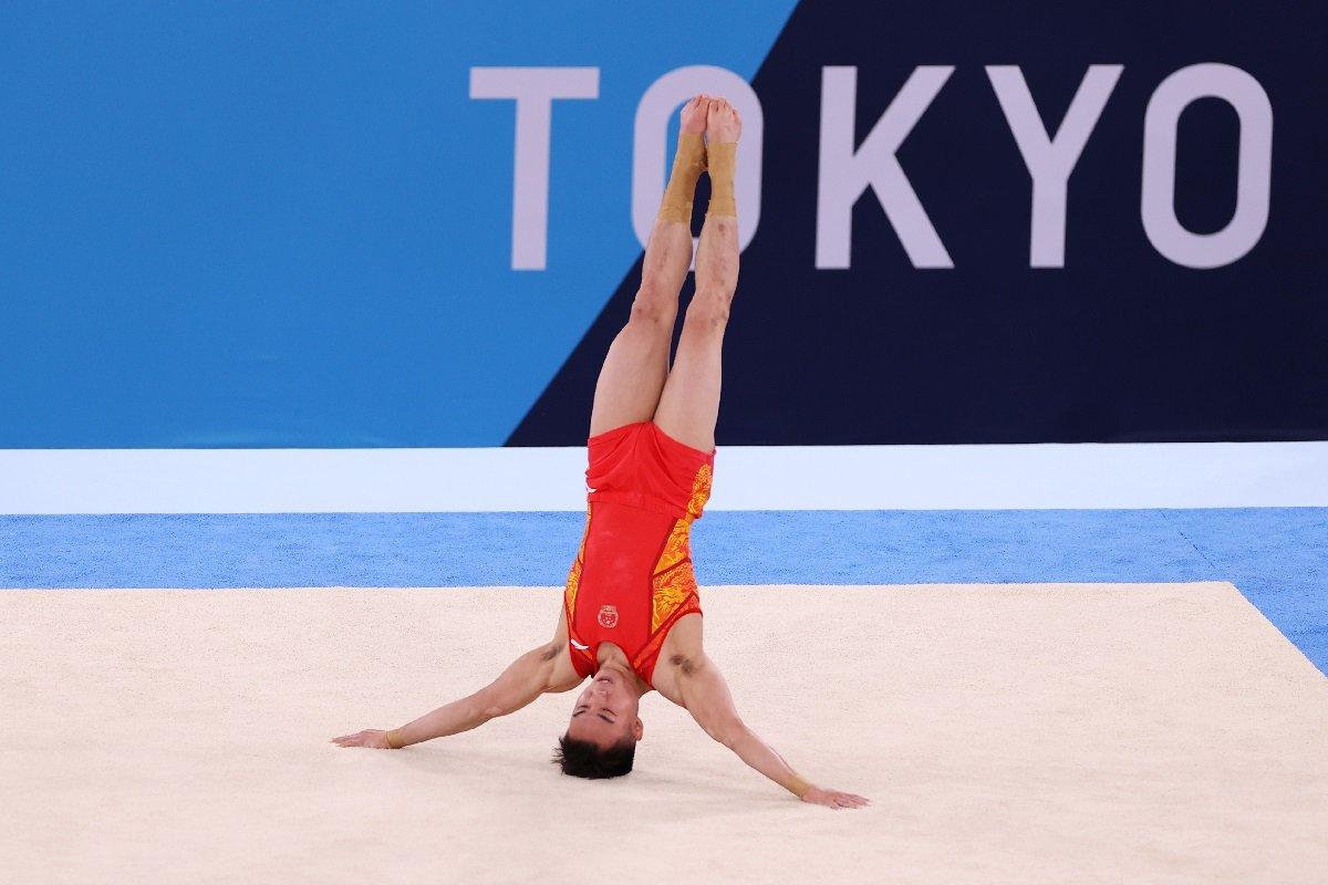 Мужская художественная гимнастика, пожалуй, самый современный вид спорта Вдохновение,Гимнастика,Знаменитости,Скандал,Спорт