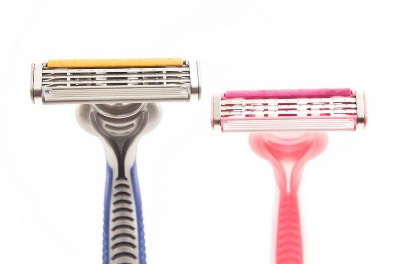 бритье волос