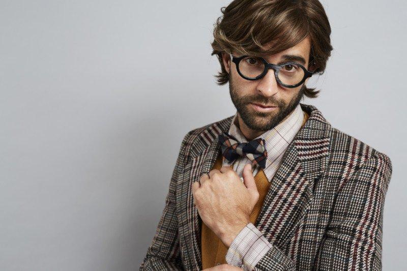 мужская мода на 2018 год