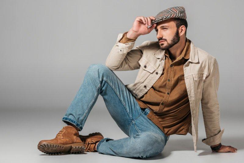 как разнообразить мужской гардероб