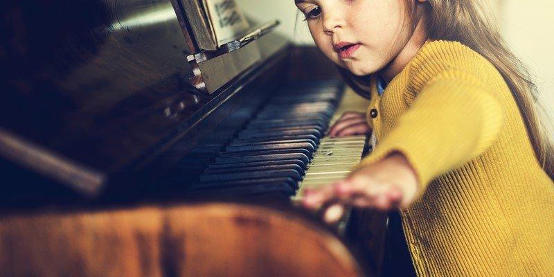 уроки музыки на пианино