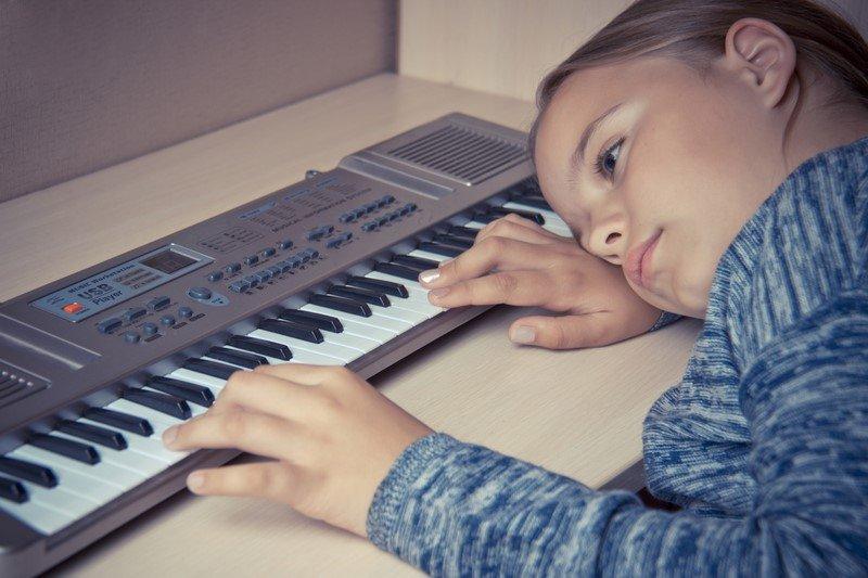 занятия музыкой для детей