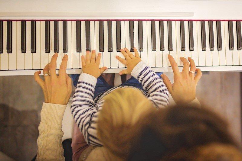 занятия музыкой развивают интеллект