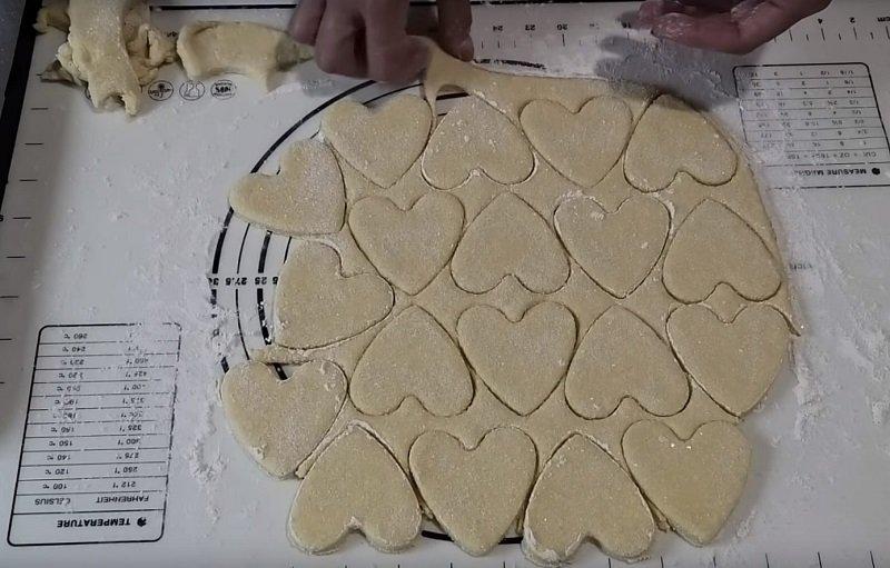 Как испечь творожно-миндальное печенье Кулинария,Выпечка,Миндаль,Печенье,Сладости,Творог