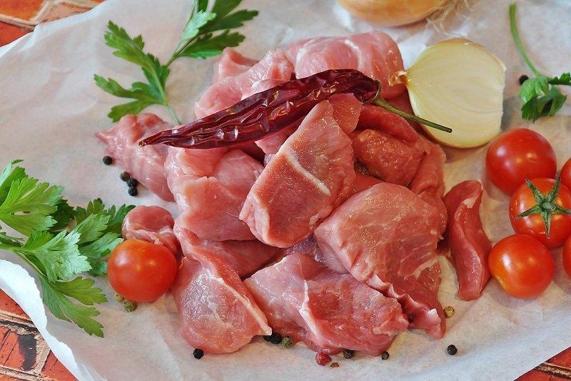 Мясо по рецепту молодой девушки, переехавшей в Грузию ради местной кухни Кулинария,Советы,Грузия,Зелень,Маринад,Мясо,Специи