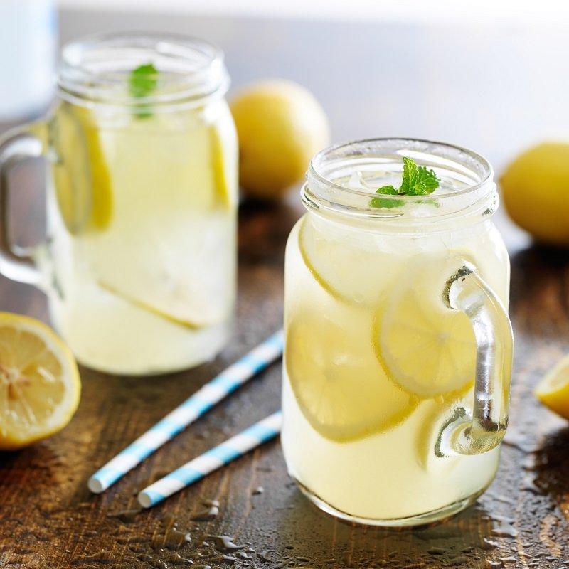 Мята и лимон напиток в домашних условиях 462