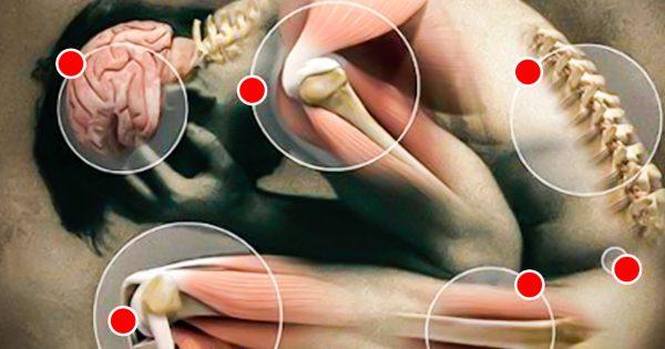 «Мышечный панцирь»: вот как стряхнуть с себя всё напряжение! 7 волшебных упражнений.