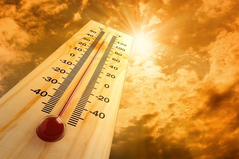 жара в израиле