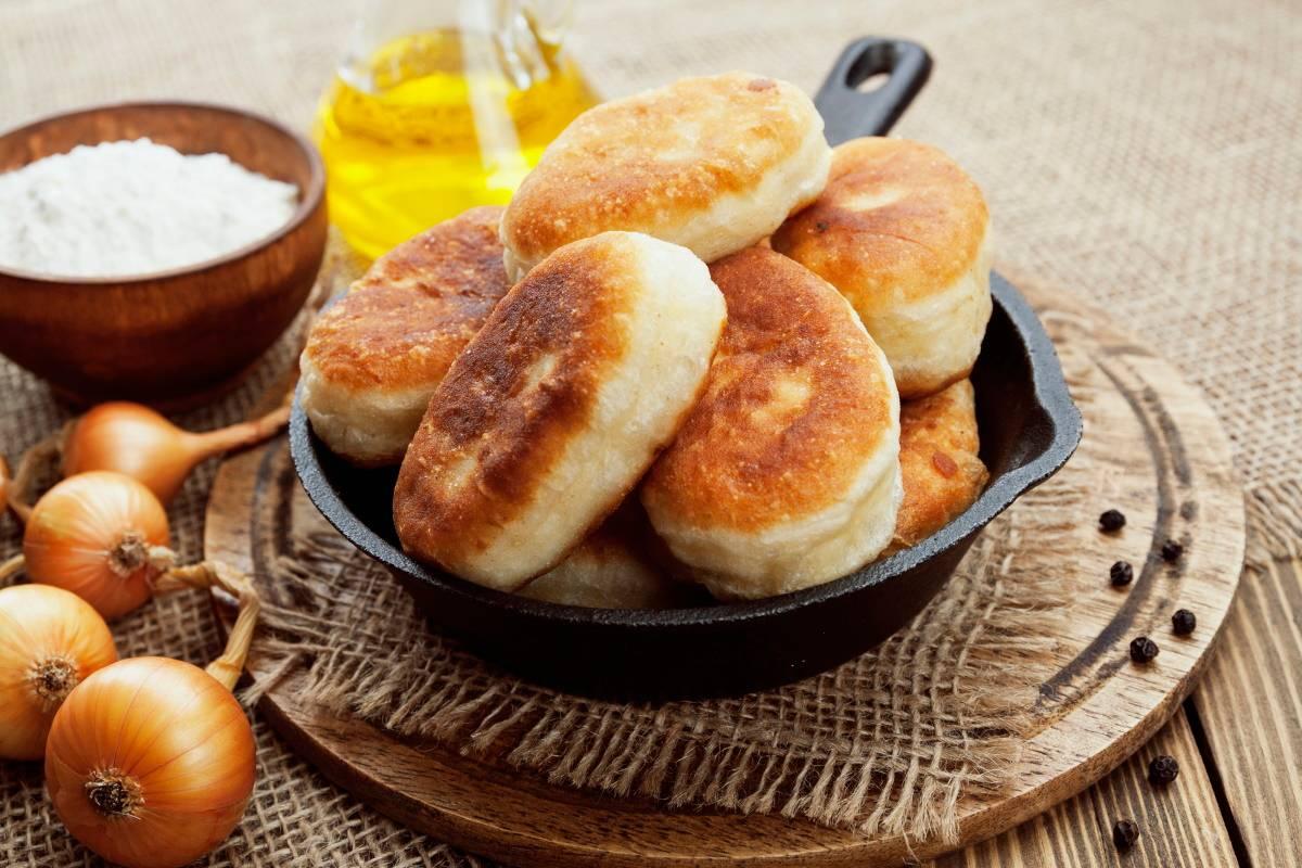 вкусные начинки для пирожков в духовке