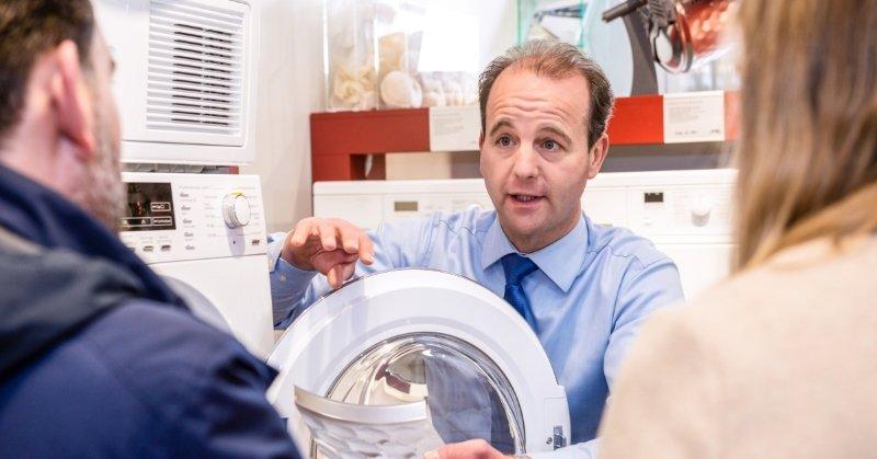 как проверить стиральную машину без белья