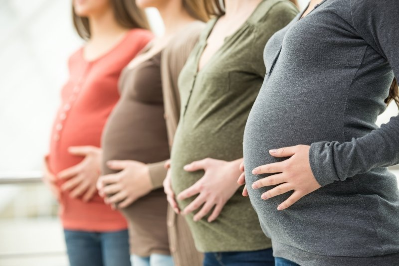 трудности 9 месяца беременности