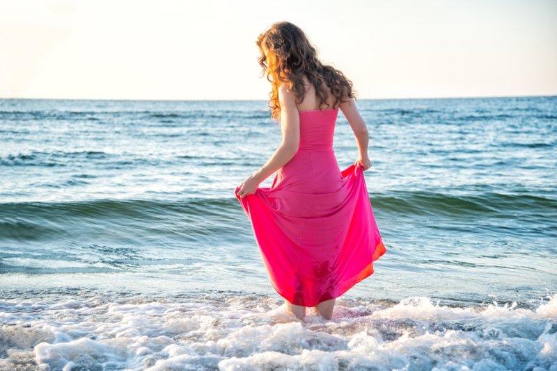 Пляжный наряд в стиле бохо за 5 минут без ниток и иголок