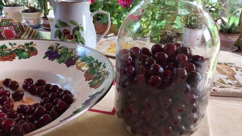 Наливка из ягод
