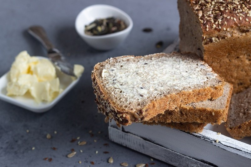 намазка на хлеб из сала