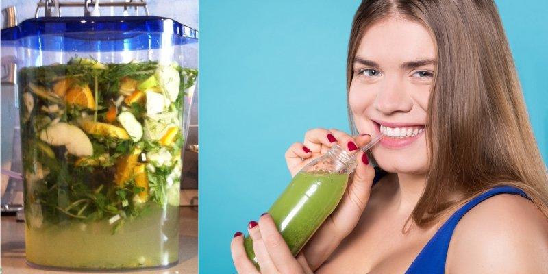 витаминный напиток в домашних условиях