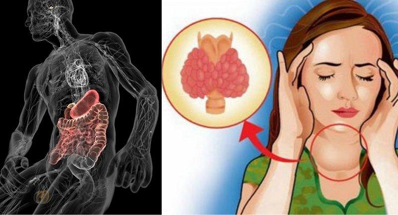 нарушение функций эндокринной системы