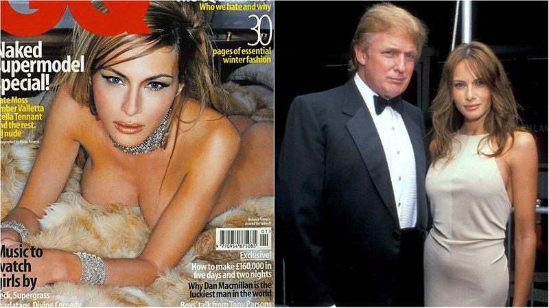 образы мелании трамп