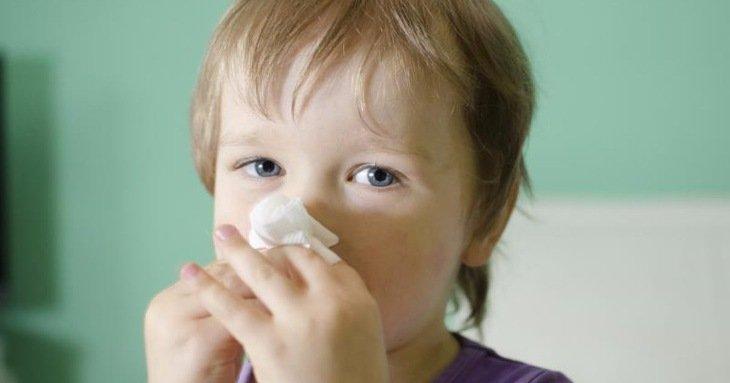 сопли у детей комаровский