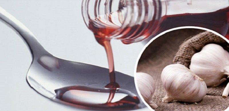 настоянка на вині