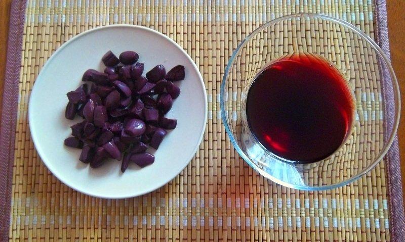 вино і часник