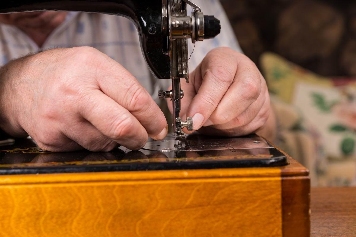настройка швейной машинки singer