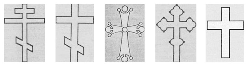 нательный православный крест