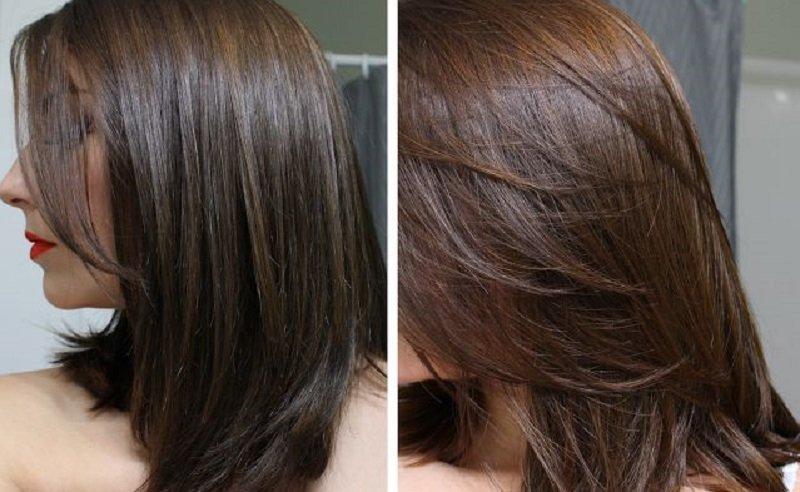 Придать волосам темный оттенок в домашних условиях 287