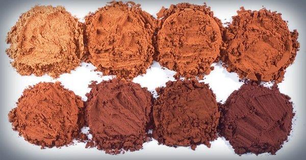 качественный какао-порошок