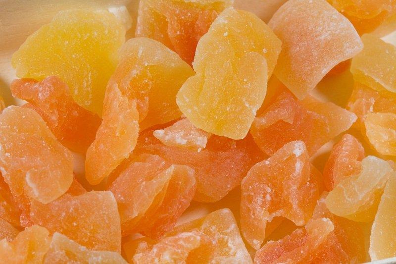 домашний мармелад без сахара