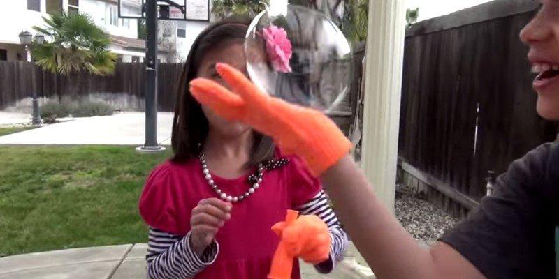 прочные пузыри