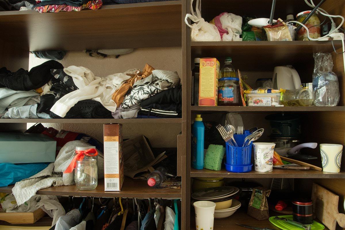 Недостатки квартиры: как беспорядок в доме отражает характер