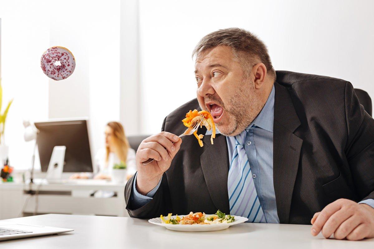 Как вести себя, если родители мужа зациклены на еде