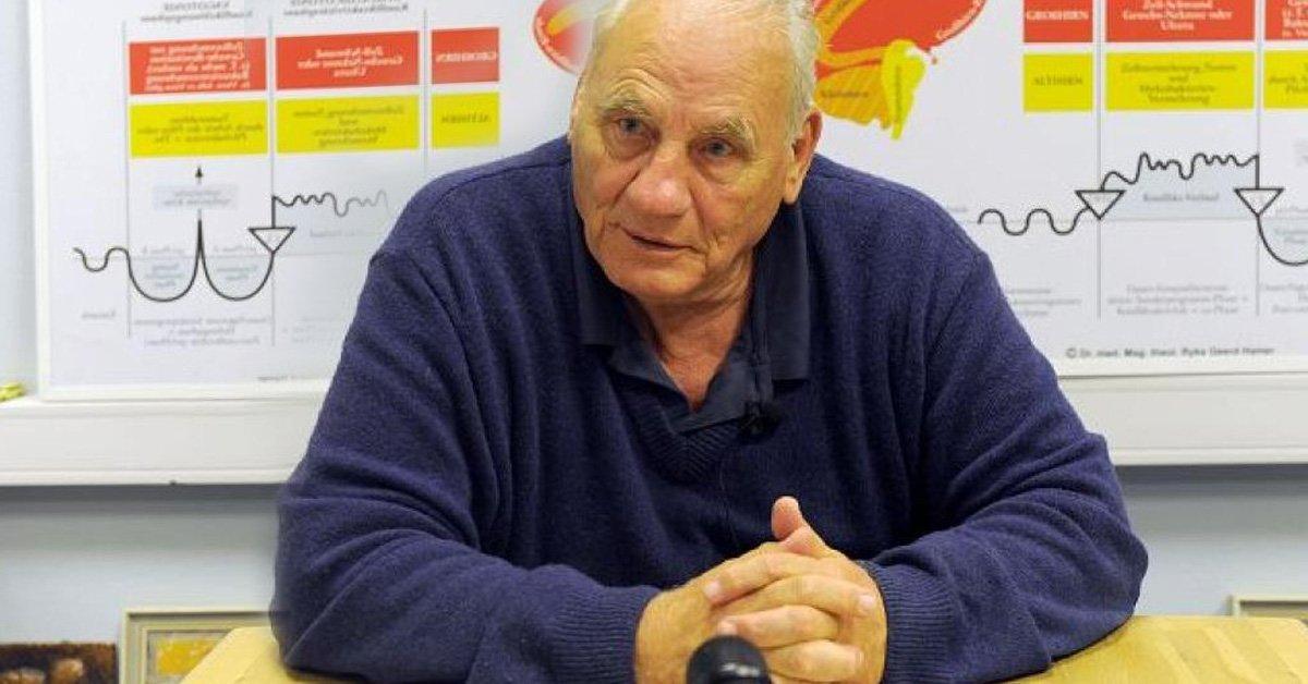 Знаменитый немецкий онколог пережил смерть сына. Но это помогло ему найти лекарство от рака!