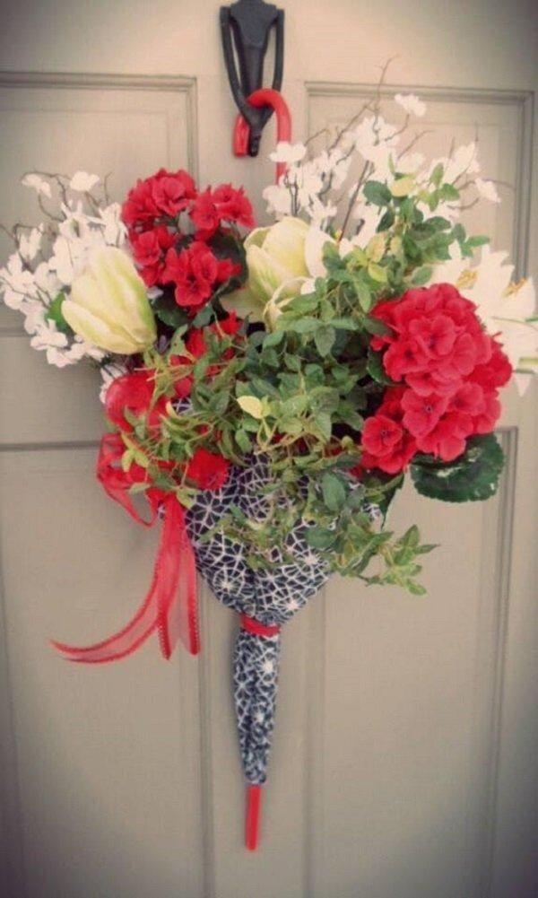 цветочные композиции своими руками