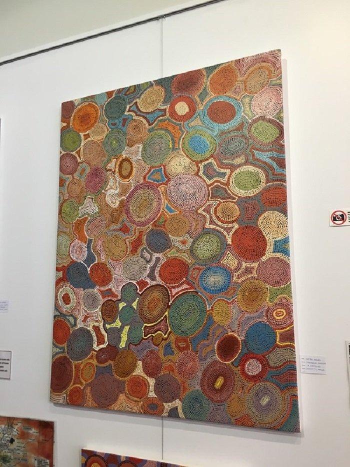 живопись аборигенов