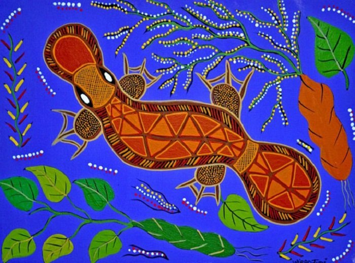 искусство аборигенов