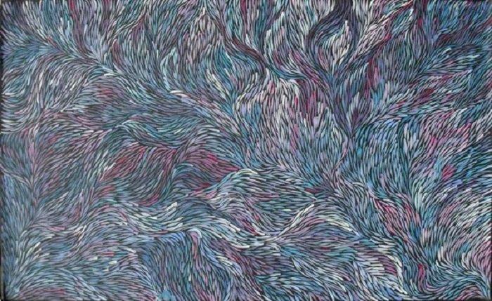 необычные рисунки гуашью и акрилом