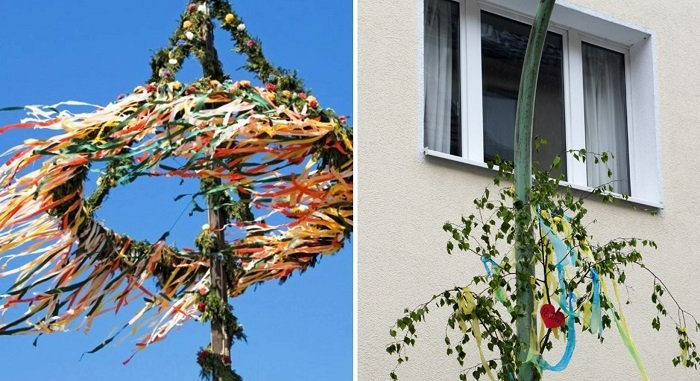 необычные традиции германии