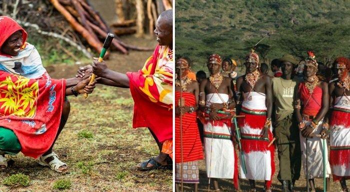 необычные традиции кении