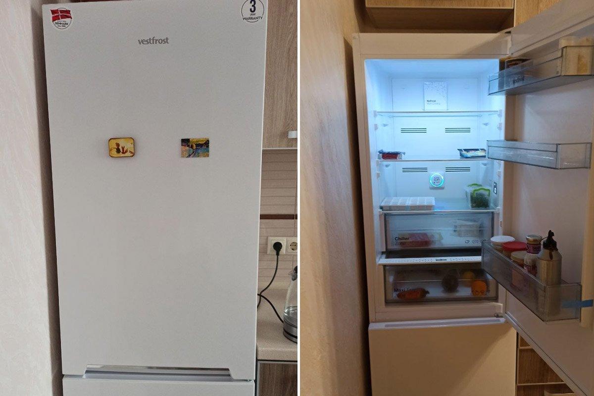 Для чего держать мокрую газету в холодильнике