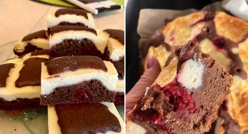 нежный пирог